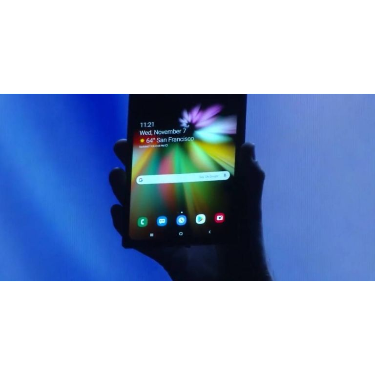 Todo sobre Infinity Flex: La pantalla plegable de Samsung