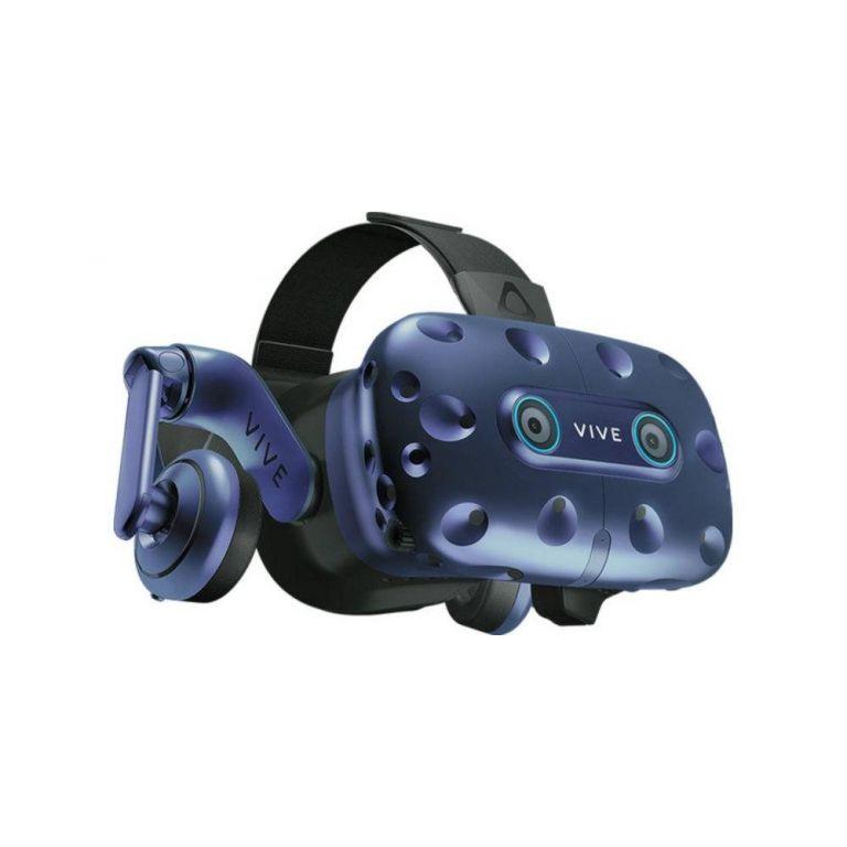 HTC anuncia las Vive Pro Eye, sus nuevas gafas de realidad virtual con seguimiento oculars