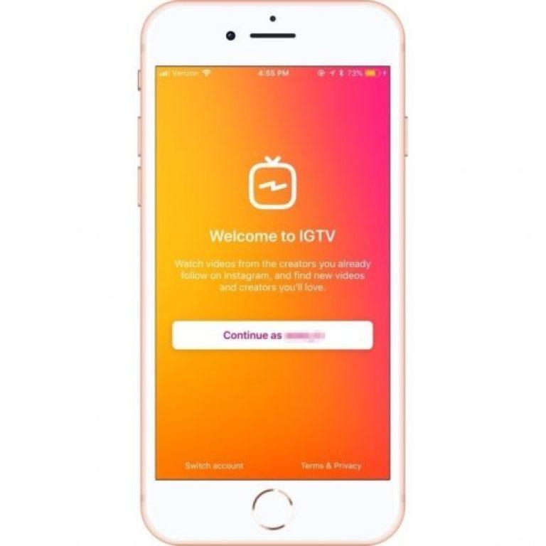 Después de tanto pedirlo, Instagram finalmente deja ver videos en horizontal en IGTV