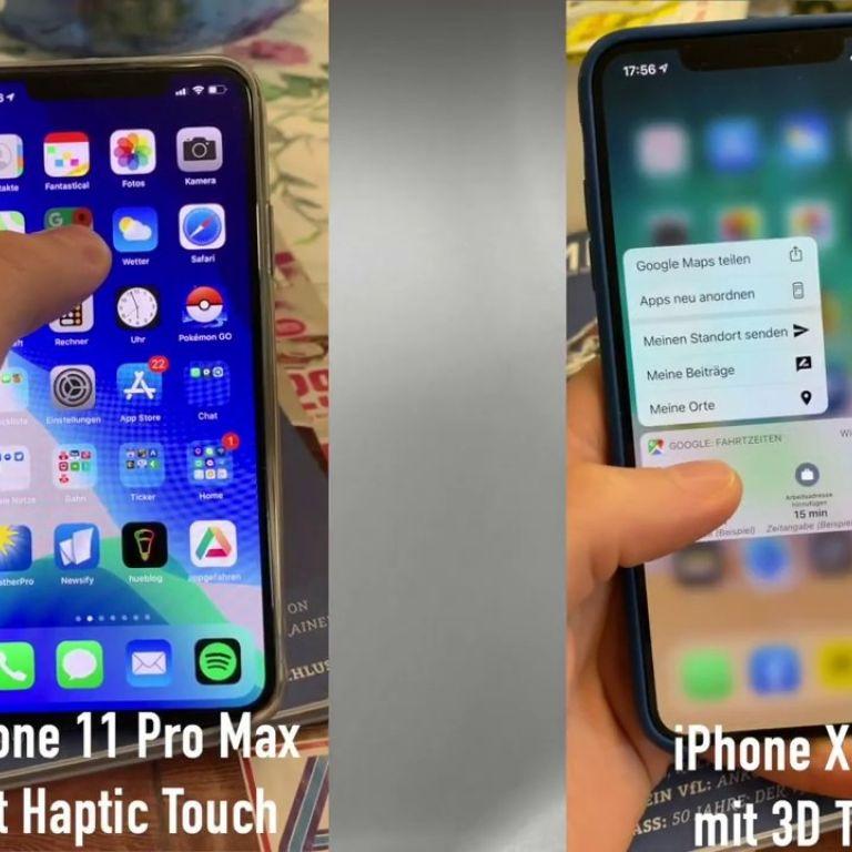Cómo gestionar las aplicaciones en iOS 13.2 con Haptic Touch