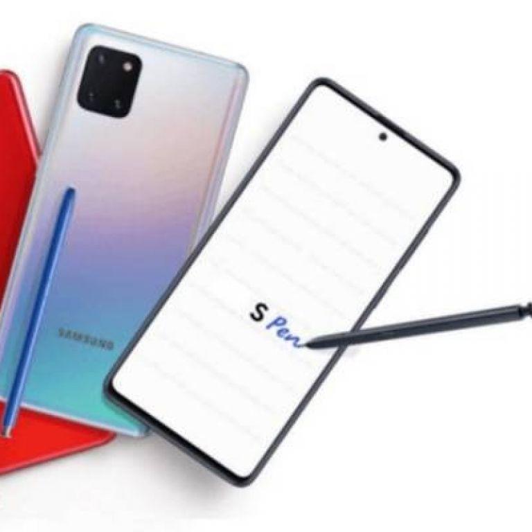 Samsung Galaxy Note 10 Lite sí existe y se filtran todas sus especificaciones técnicas