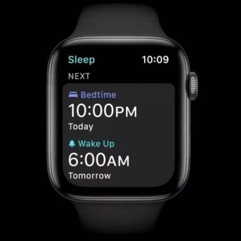 Watch OS 7 traerá monitoreo de sueño al Apple Watch