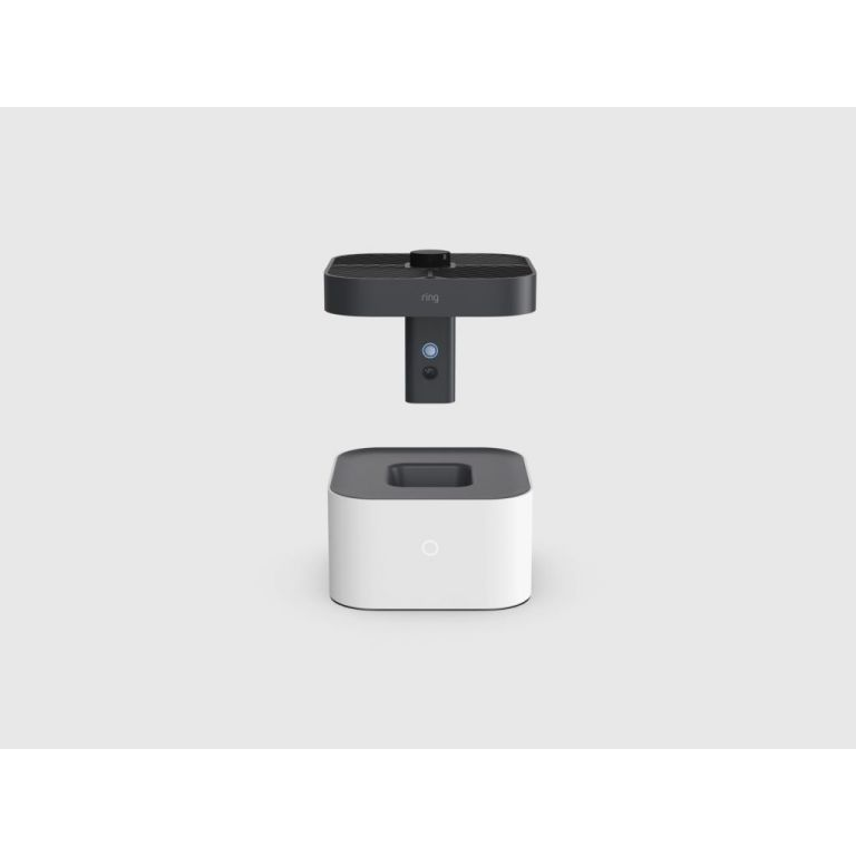 Ring y su nueva cámara tipo drone que volará por tu casa para mantenerla siempre vigilada