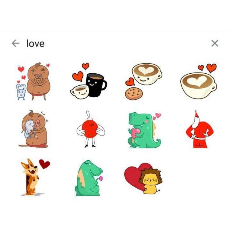WhatsApp oye tus plegarias y agrega un buscador de stickers en su app