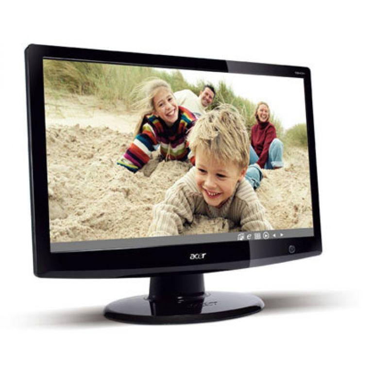 Acer presenta un monitor para navegar en Internet sin necesidad de una computadora