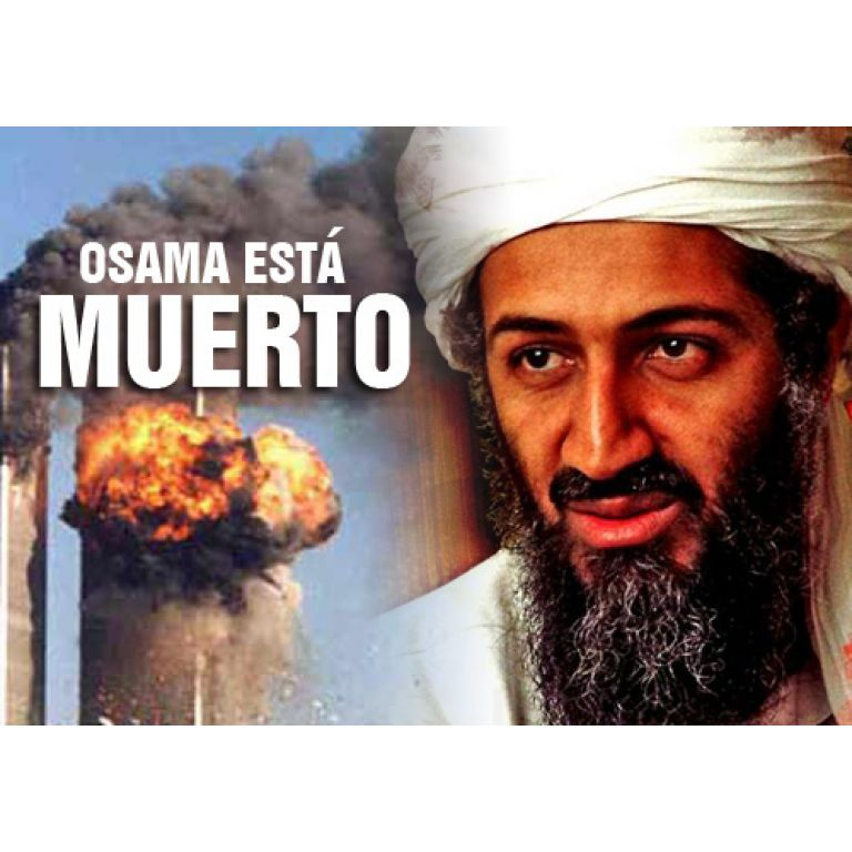 Alerta: hay spam de Osama Bin Laden.