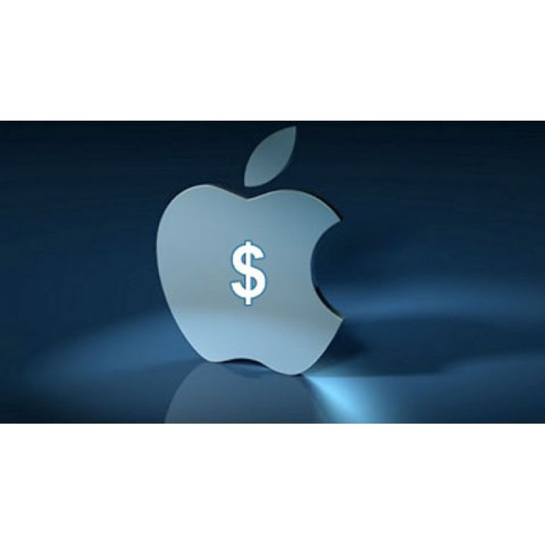 Las ventas de iPhone y iPad llevan a Apple a un nuevo record de ingresos