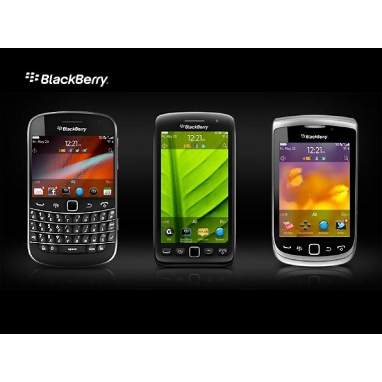 """Fabricante de BlackBerry anunció el """"mayor"""" lanzamiento de teléfonos inteligentes de su historia"""