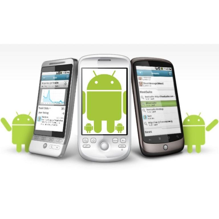 Android se encuentra en casi el 50% de los smartphones del mundo