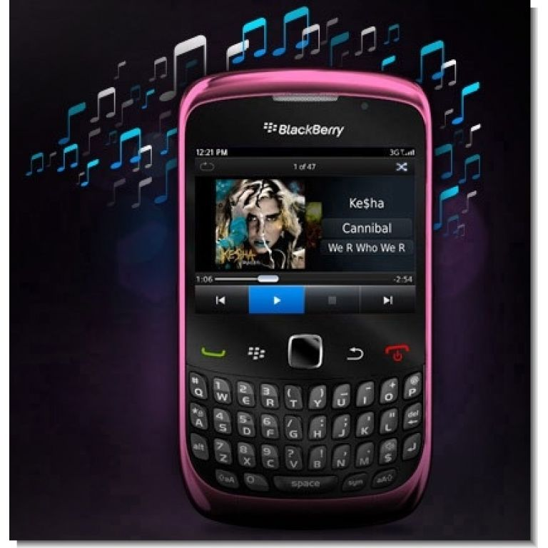 Blackberry tendrá su propio servicio musical