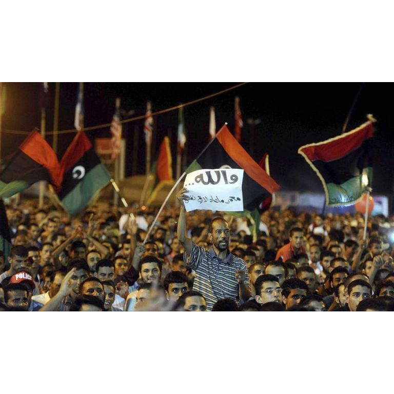 Vuelve a funcionar Internet en Libia