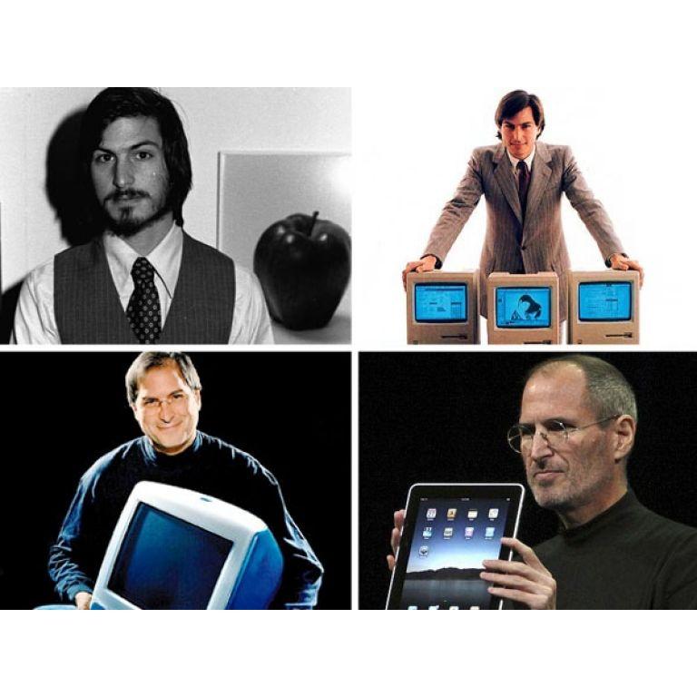 La historia de Steve Jobs en Apple