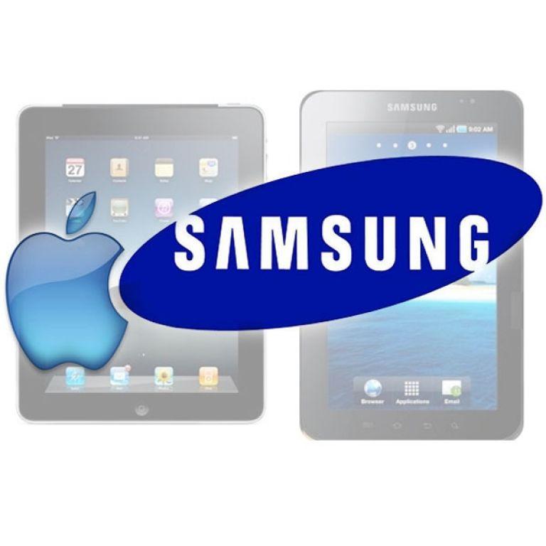 Crecen las acciones de Samsung tras la renuncia de Steve Jobs