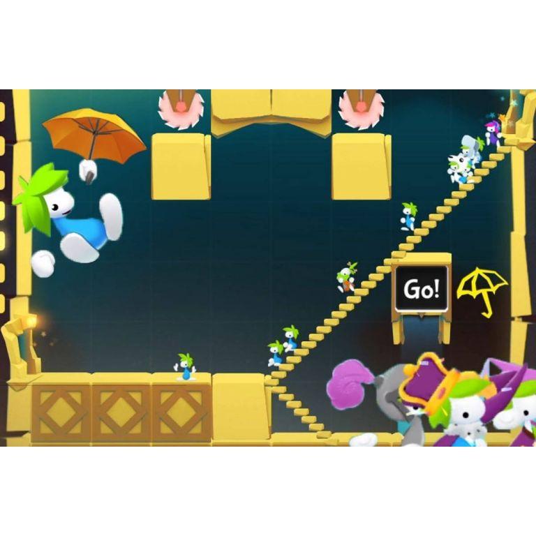 ¡Lemmings regresa!, en forma de free-to-play para smartphones