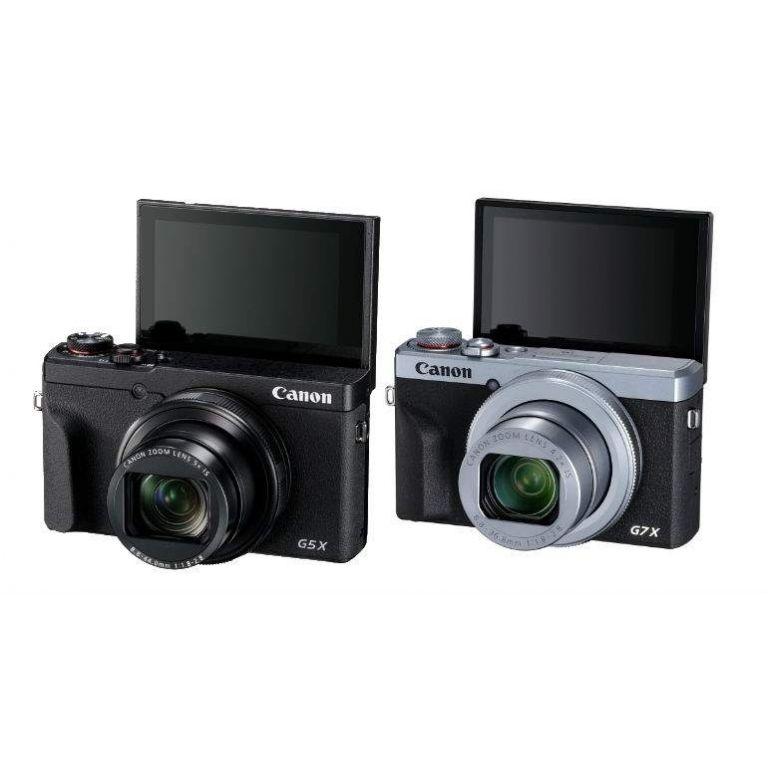 Canon lanza la G7 X III, una cámara que graba video vertical de forma nativa