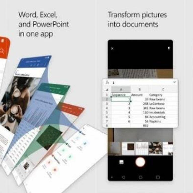 Office Mobile: Microsoft agrupa en una sola aplicación Word, Excel y PowerPoint