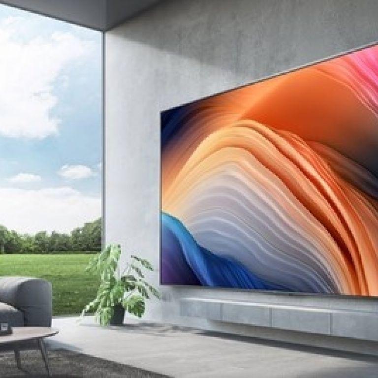 Redmi TV Max: así es la gigante pantalla 4K de 98 pulgadas creada por Xiaomi