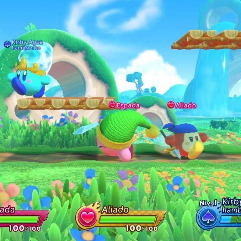 Kirby Fighters 2 review: nostalgia y novedades para toda la familia