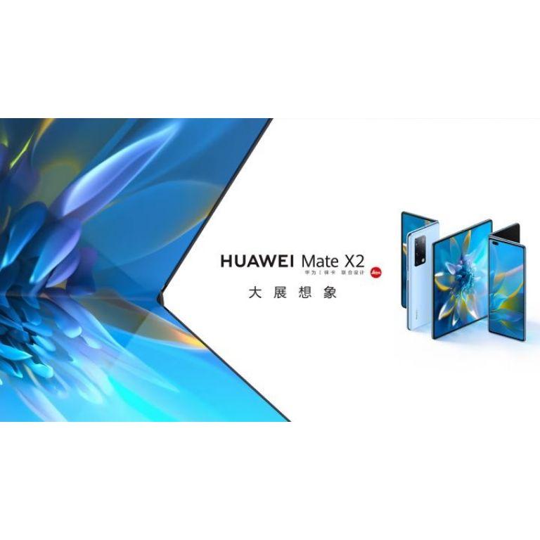Huawei Mate X2 es anunciado: su diseño cambia radicalmente