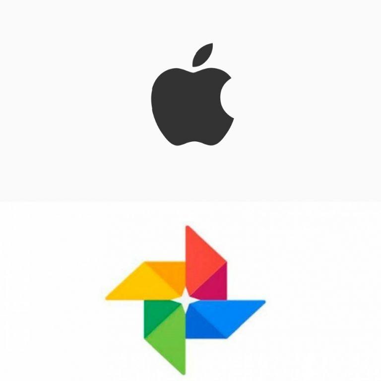Apple ahora permite transferir automáticamente archivos de iCloud a Google Fotos