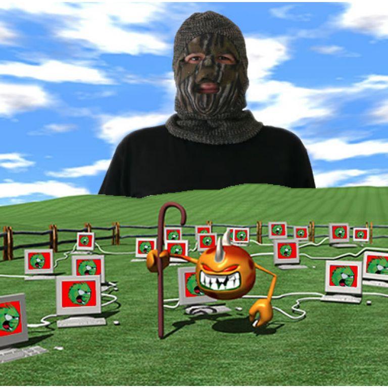 La Red Mariposa infectó a 13 millones de PC.