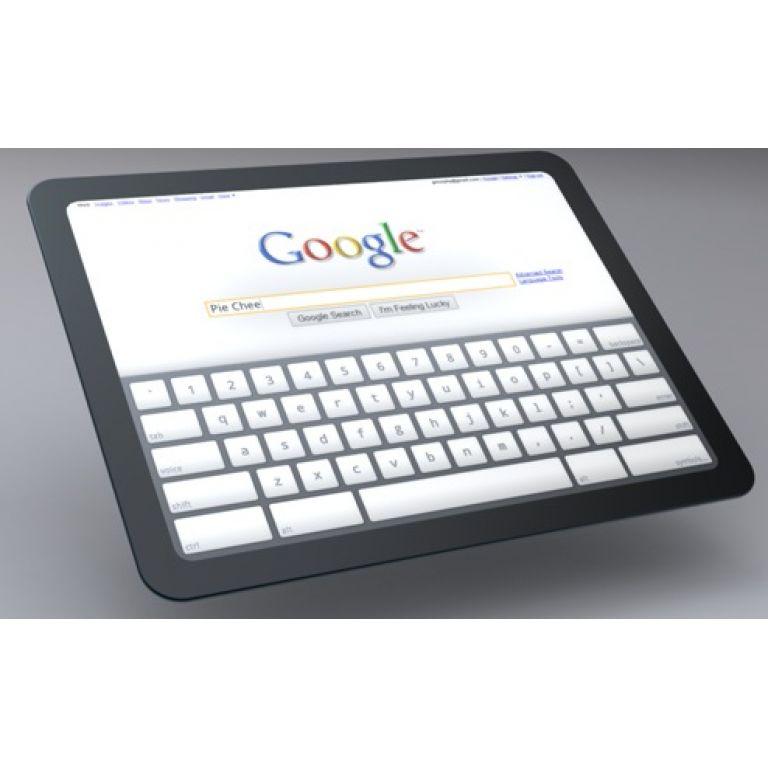 Google presentaría en breve la tablet que competirá con la iPad.
