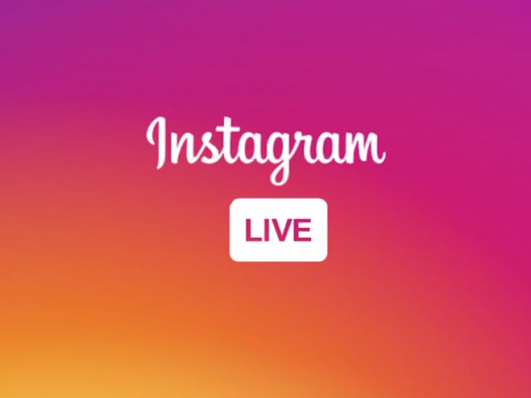 Instagram ahora permite hacer transmisiones en directo usando solo el audio