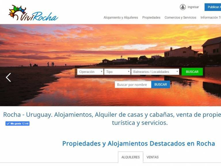 Portal de Rocha Uruguay - Vivir Rocha